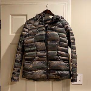 Lululemon Fluffin Awesome Jacket - size 10